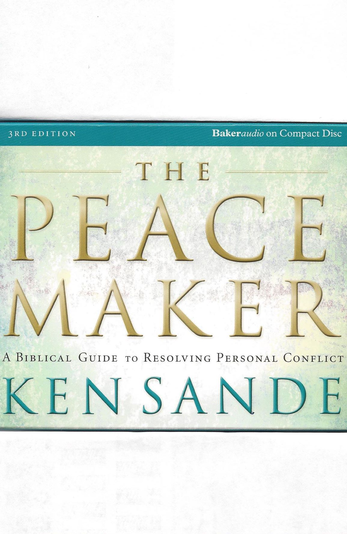 the peacemaker ken sande The peacemaker by ken sande, 9780801064852, available at book depository with free delivery worldwide.