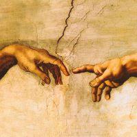 God's Hand - (200x200)