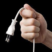 Hand Hold Power Plug