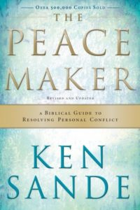 The Peacemaker - Levels of Peacemaking